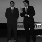 Petr Faldus a Miroslav Černý, zakladatelé divadelního souboru Černý Petr