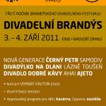 Divadelní Brandýs 2011 – plakát A2 – stáhnout PDF