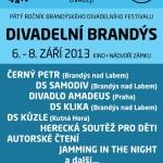 Divadelní Brandýs 2013 – plakát A2 – stáhnout PDF