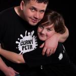 Petr Faldus s dcerou Ivou