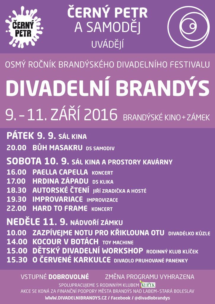 Divadelní Brandýs 2016